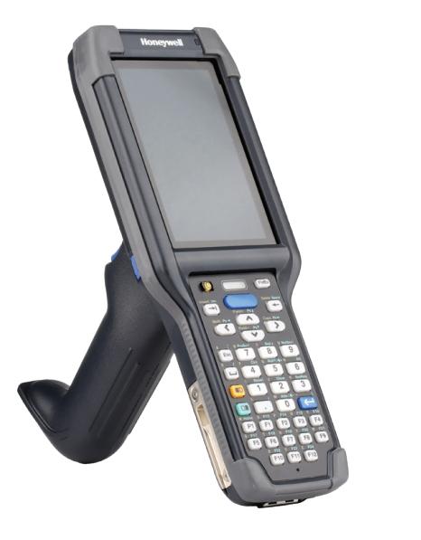 """Honeywell CK65 ordenador móvil industrial 10,2 cm (4"""") 480 x 800 Pixeles Pantalla táctil 498 g Negro"""