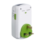 EnerGenie ENER001-V electrical timer Daily timer Green, White