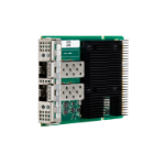 Hewlett Packard Enterprise Intel X710-DA2 Ethernet 10Gb 2-port SFP+ OCP3 Internal Ethernet / Fiber 10000 Mbit/s