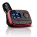 Energy Sistem Car MP3 f2 Racing Red 87.5 - 108MHz Negro, Rojo transmisor FM