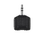 Belkin Audio Splitter 3.5mm Cable splitter Black