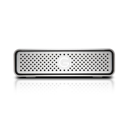 G-Technology G-DRIVE USB external hard drive 4000 GB Silver