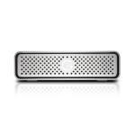 G-Technology G-DRIVE USB 4000GB Silver external hard drive