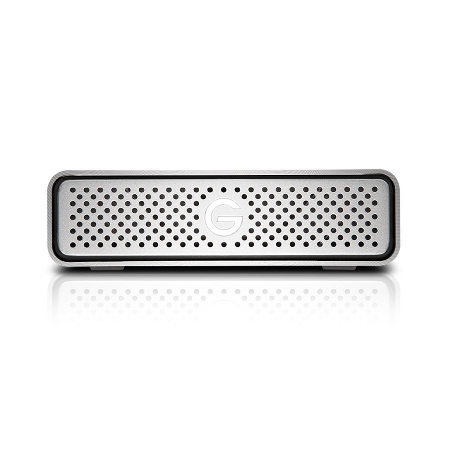G-Technology G-DRIVE USB disco duro externo 4000 GB Plata