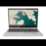 "Lenovo C340-15 Chromebook 39.6 cm (15.6"") 1920 x 1080 pixels Touchscreen Intel® Pentium® Gold 4 GB DDR4-SDRAM 32 GB Flash Wi-Fi 5 (802.11ac) Chrome OS Grey"