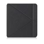 """Rakuten Kobo Kobo Libra H2O e-bookreaderbehuizing Folioblad Zwart 17,8 cm (7"""")"""