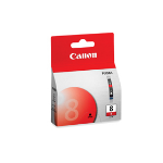 Canon 0836B002 Ink cartridge red