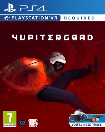 Perp Yupitergrad Basic PlayStation 4