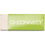 Q-CONNECT KF00236 eraser Rubber Green, White 1 pc(s)