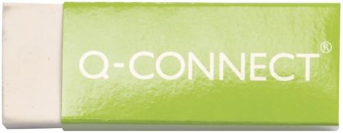 Q-CONNECT KF00236 eraser Rubber Green, White 1 pc(s)