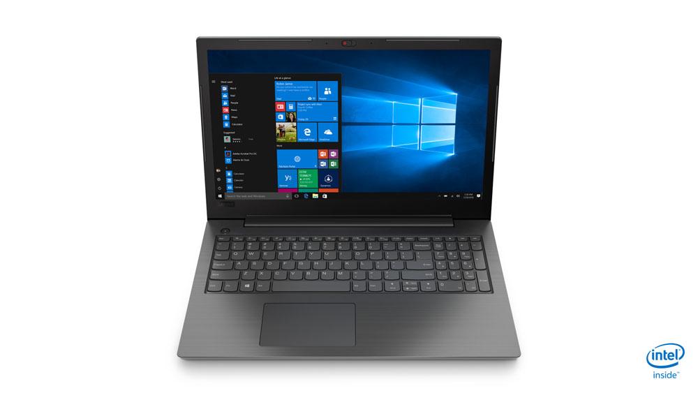 "Lenovo V V130 Grijs Notebook 39,6 cm (15.6"") 1920 x 1080 Pixels Intel® Pentium® Gold 4 GB DDR4-SDRAM 128 GB SSD Windows 10 Home"