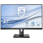 "Philips B Line 275B1/00 LED display 68.6 cm (27"") 2560 x 1440 pixels 2K Ultra HD LCD Black"