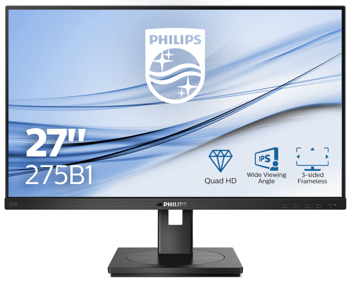 Philips B Line 275B1/00 LED display 68.6 cm (27