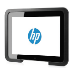 HP ElitePad Mobile Retail Solution tablet Intel® Atom™ Z3795 64 GB Silver
