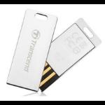 Transcend JetFlash T3G 32GB 32GB USB 2.0 Type-A Silver USB flash drive