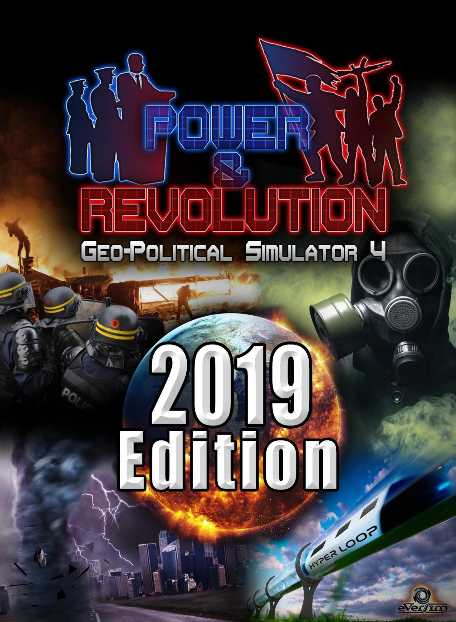 Nexway Power & Revolution 2019 Complete Edition vídeo juego PC Inglés