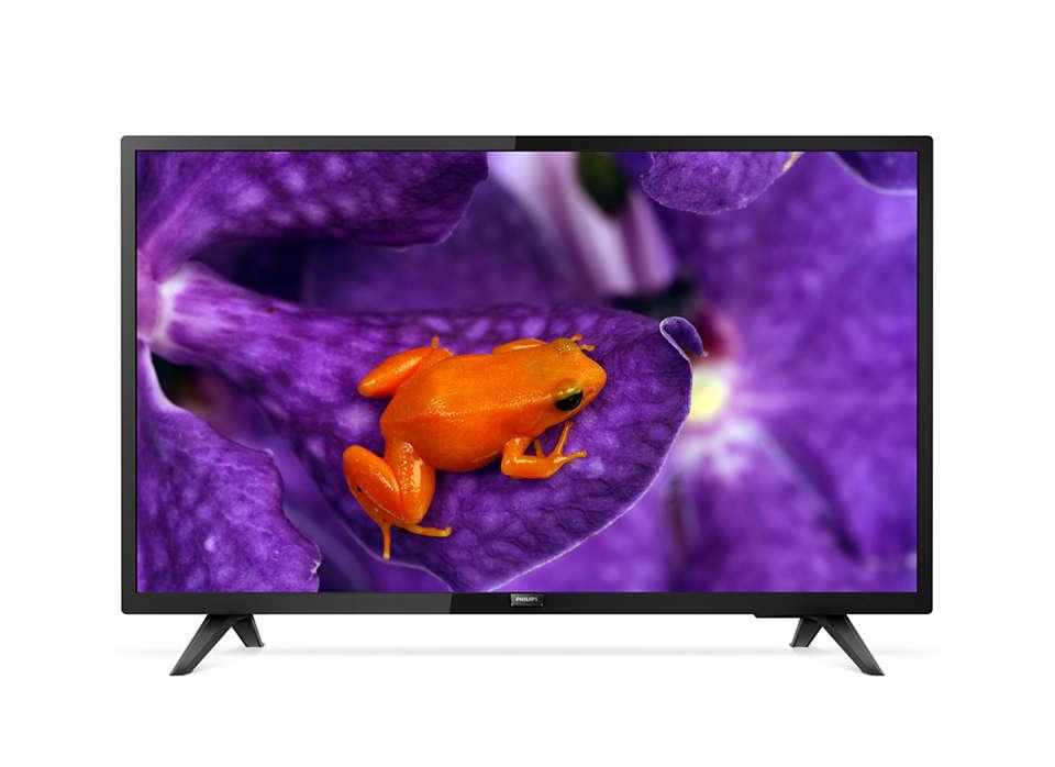 "Philips 50HFL5114U/12 TV 127 cm (50"") 4K Ultra HD Smart TV Wi-Fi Black"