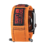 Urban Armor Gear 19148A114097 smartwatch-accessoire Band Oranje Nylon