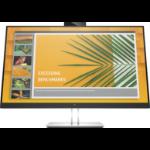 "HP E27d G4 68.6 cm (27"") 2560 x 1440 pixels Quad HD Black"