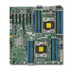 Supermicro X10DRH-iT server/workstation motherboard LGA 2011 (Socket R) Intel® C612 Extended ATX