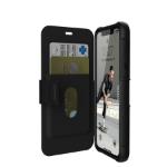 """Urban Armor Gear 111706114040 funda para teléfono móvil 14,7 cm (5.8"""") Libro Negro"""