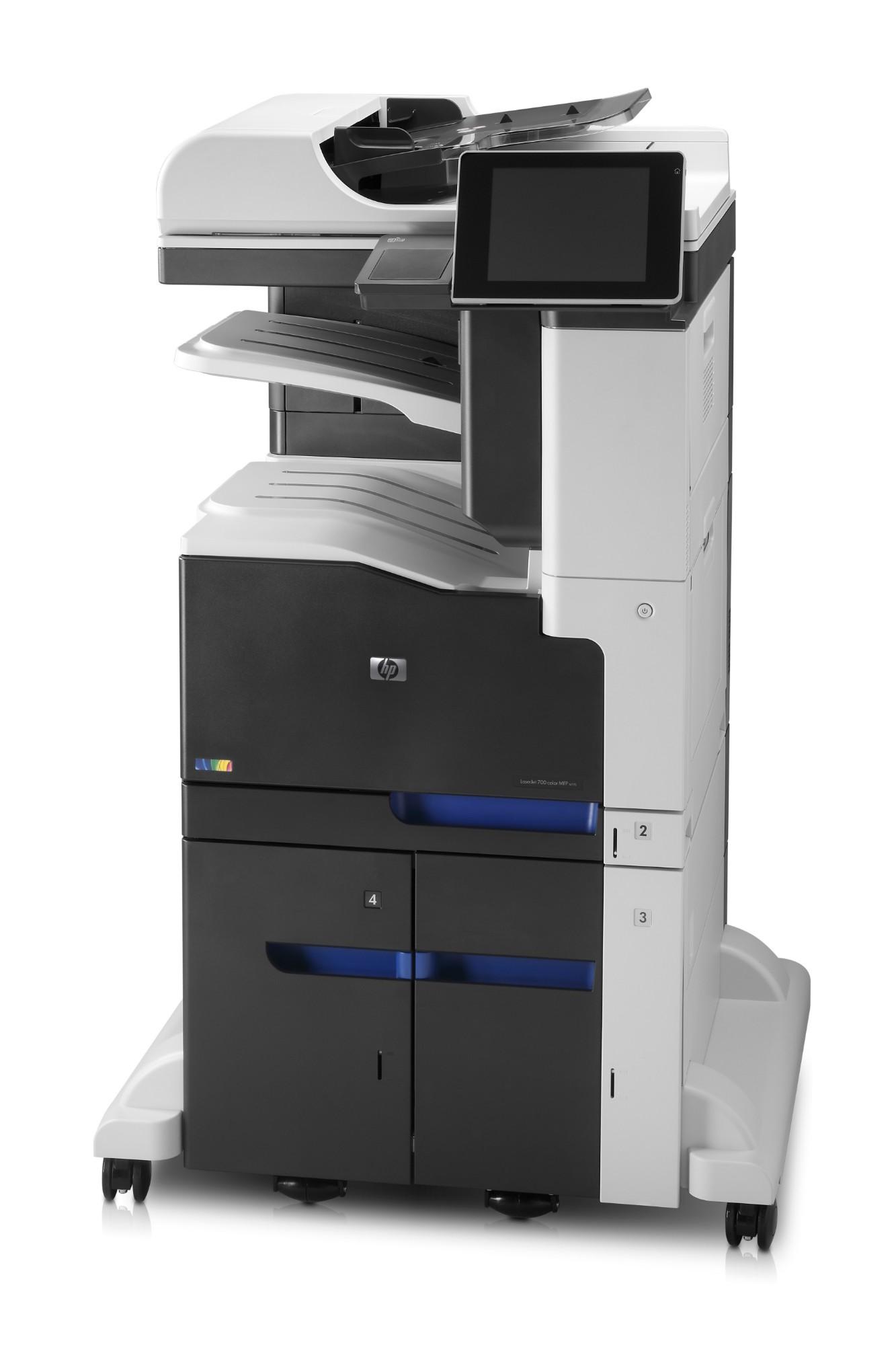 Hp Laserjet Enterprise 700 M775z 600 X 600dpi Laser A4