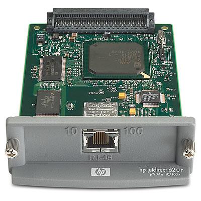 Jetdirect 620n Fast Ethernet Print Server **Refurbished**