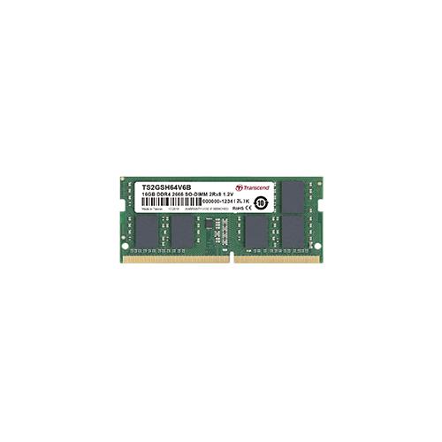 Transcend TS512MSH64V6H memory module 4 GB DDR4 2666 MHz