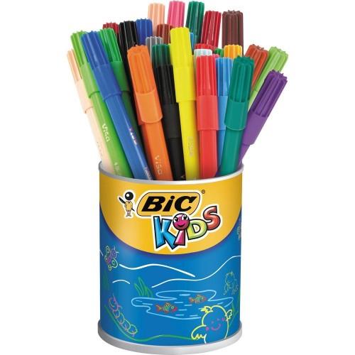 BIC Kids felt pen Multicolour 36 pc(s)