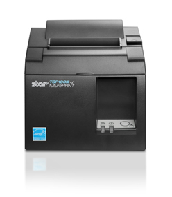 Star Micronics TSP143IIU Direct thermal POS printer 203 x 203 DPI Wired