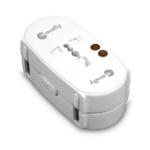 Macally Universal powerplug adaptor White power adapter/inverter