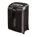 Fellowes 73Ci Cross shredding Negro triturador de papel