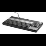 HP FK218AT keyboard USB QWERTY Black
