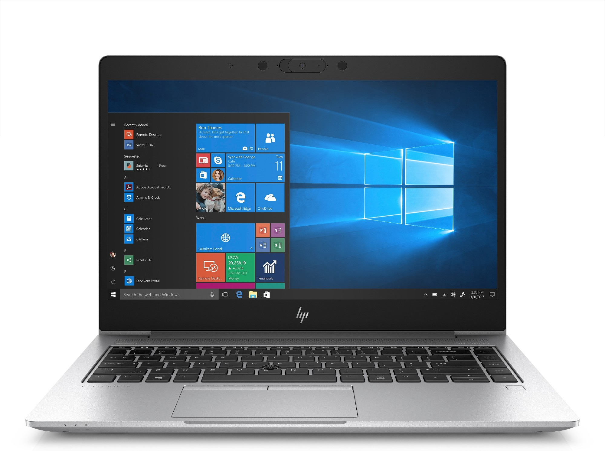 "HP EliteBook 745 G6 Notebook PC Portátil Plata 35,6 cm (14"") 1920 x 1080 Pixeles Pantalla táctil AMD Ryzen 5 PRO 8 GB DDR4-SDRAM 512 GB SSD Wi-Fi 5 (802.11ac) Windows 10 Pro"