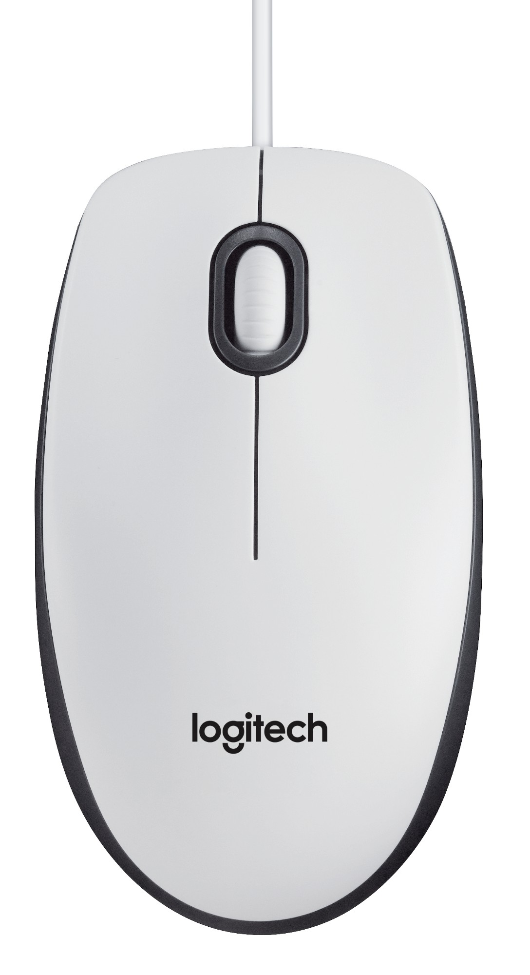 Logitech M100 mouse USB Optical 1000 DPI Ambidextrous