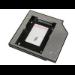 "MicroStorage KIT336 2.5"" Black,Metallic storage enclosure"