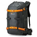Lowepro Whistler BP 350 AW Backpack Black,Orange