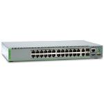Allied Telesis AT-8100S/24C Managed L3+ Gigabit Ethernet (10/100/1000) 1U Grey