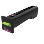 Lexmark 72K1XM0 toner cartridge Original Magenta 1 pcs