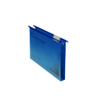 Rexel Crystalfile Classic A4 Suspension File 15mm Blue (50)