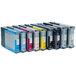 Epson C13T543800 (T5438) Ink cartridge black matt, 110ml