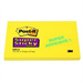 Post-It 655-S6 Rectangle Yellow self-adhesive note paper