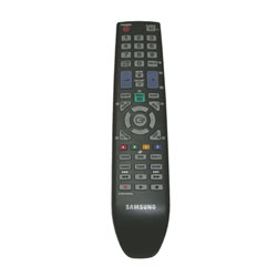 Samsung AA59-00484A IR Wireless press buttons Black remote control