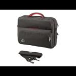 "Fujitsu prestige case 15 notebook case 39.6 cm (15.6"") Briefcase Black, Red"