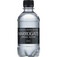 HARROGAT E WATER 330ML PET STILL PK30