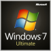 Microsoft Windows 7 Ultimate, SP1, x64, 1pk, DSP, OEM, DVD, NOR