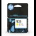 HP 933 Original Amarillo 1 pieza(s)
