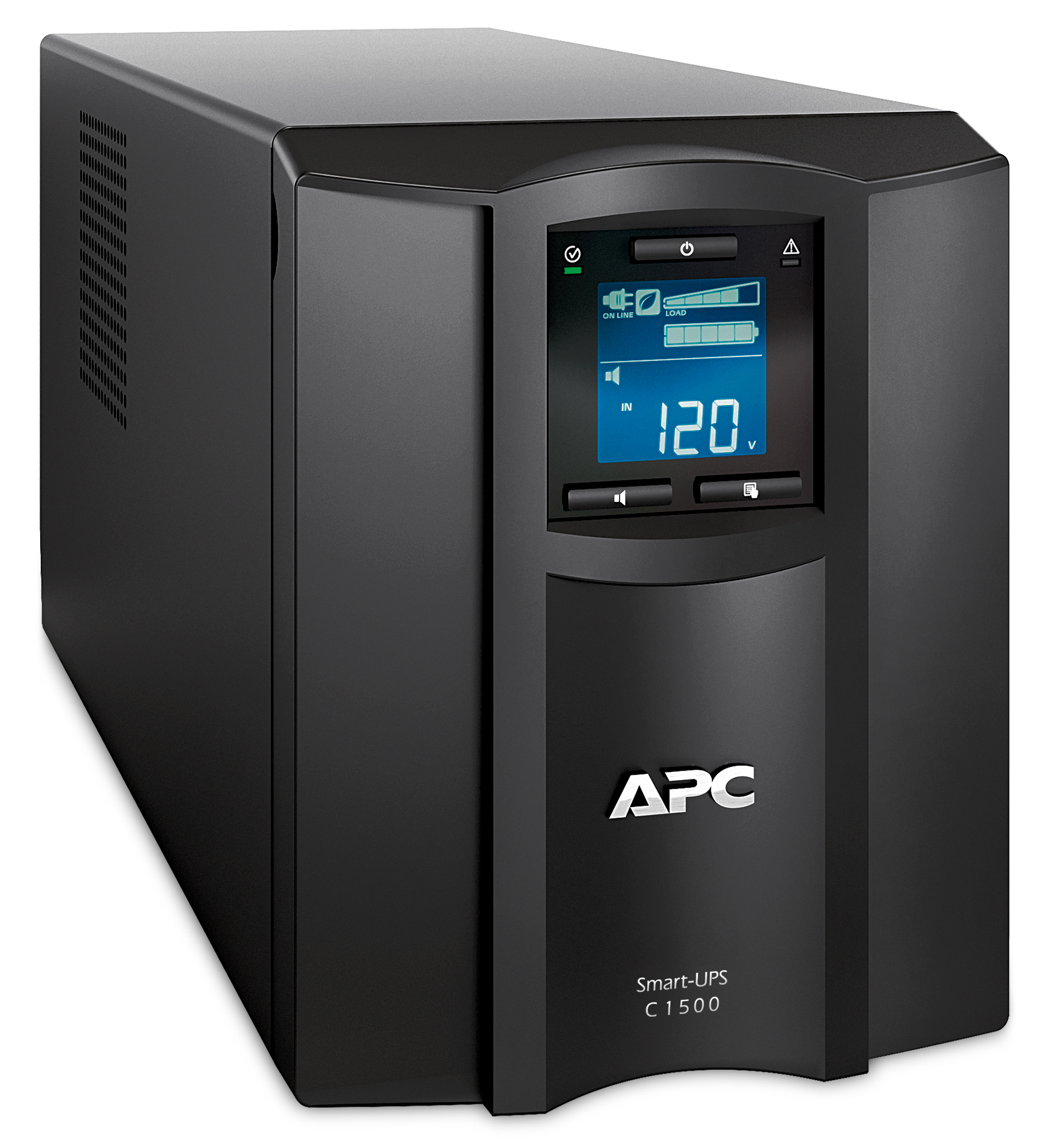 APC SMC1500IC uninterruptible power supply (UPS) 1500 VA 10 AC outlet(s) Line-Interactive