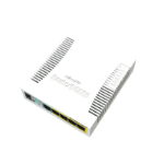 Mikrotik RB260GSP network switch Managed Gigabit Ethernet (10/100/1000) White Power over Ethernet (PoE)