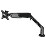 "Hama 00095819 36"" Clamp Black flat panel desk mount"